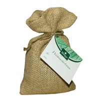Burlap promotion bag
